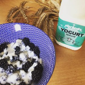 Natural yogurt inspiration -Nortons Dairy