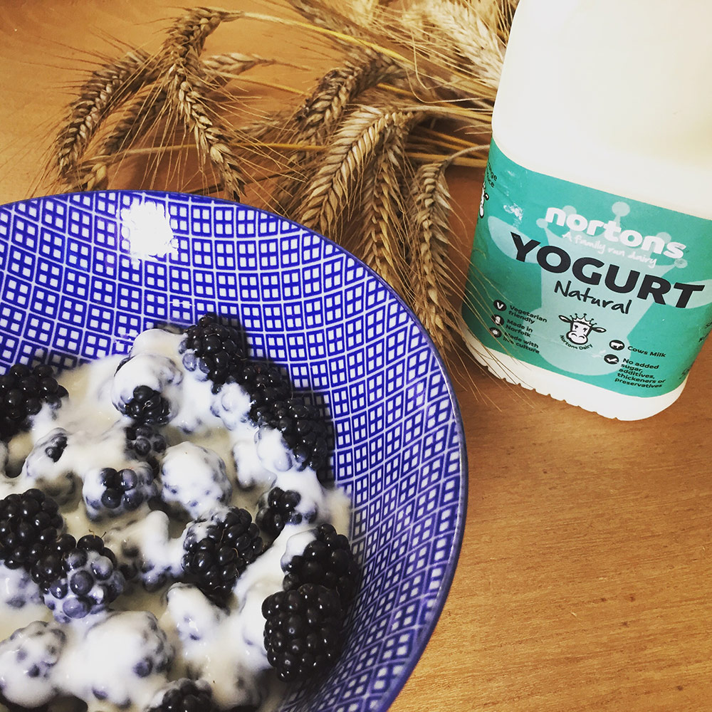 Natural Yogurt Inspiration